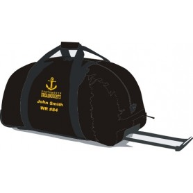 Portsmouth Dreadnoughts Women - Embroidered Wheelie Holdall
