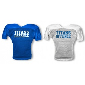 Manchester Titans - Customised Printed Practice Jersey