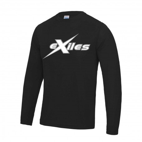 Kent Exiles - Players AWD Longsleeve Performance Jersey