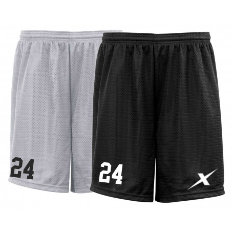Kent Exiles - Players Custom Embroidered Mesh Shorts