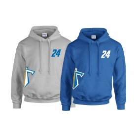 Manchester Titans - Side Logo Hoodie