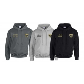 Solent Thrashers -  Custom Embroidered Hoodie