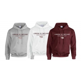 London Olympians - Text Logo Hoodie