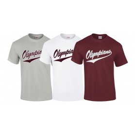 London Olympians - Script Logo T-Shirt