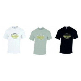 Solent Thrashers - Youth Laces Logo T-Shirt