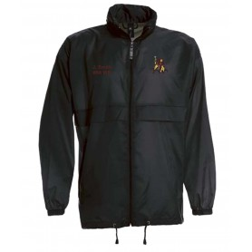 Ipswich Cardinals - Lightweight College Rain Jacket