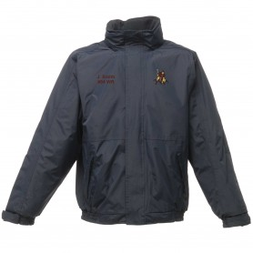 Ipswich Cardinals - Embroidered Heavyweight Dover Rain Jacket