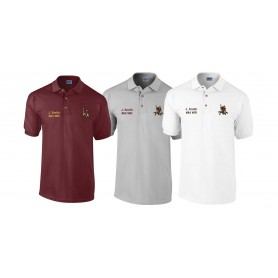 Ipswich Cardinals - Customised Embroidered Polo Shirt