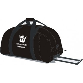 Worcester Royals - Customised Wheelie Holdall