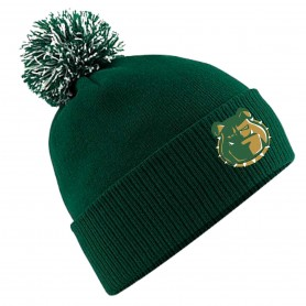 Bangor Mud Dogs - Embroidered Bobble Hat