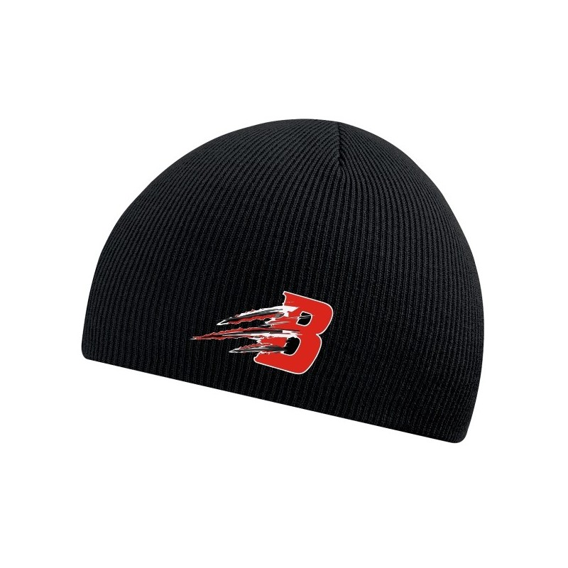 Bournemouth Bobcats - Embroidered Beanie Hat