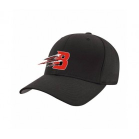 Bournemouth Bobcats - Embroidered Flex Fit Cap
