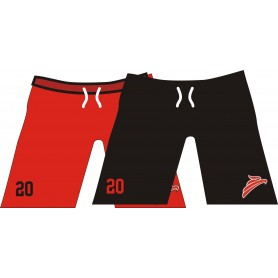 Solent Redhawks - Embroidered Mesh Shorts