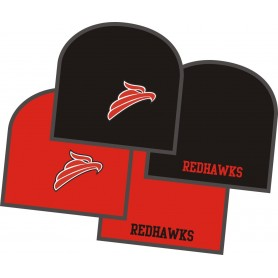 Solent Redhawks - Embroidered Beanie Hat