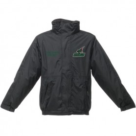 HACL Stags - Custom Embroidered Heavyweight Dover Rain Jacket