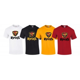 Donegal Derry Vipers - Full Logo T-Shirt