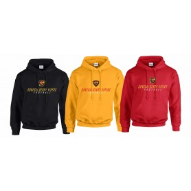 Donegal Derry Vipers - Text Logo Hoodie