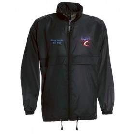 HACL Sharks - Custom Lightweight College Rain Jacket