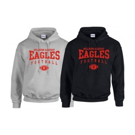 HACL Eagles - Custom Ball Logo Hoodie 2