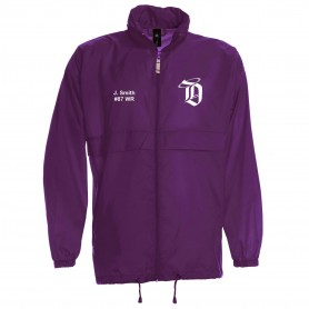 Durham Saints - Lightweight College Rain Jacket