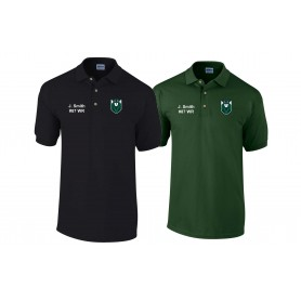 Cardiff Valkyries - Customised Embroidered Polo Shirt