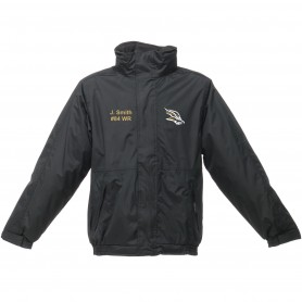 Clyde Valley Blackhawks - Custom Embroidered Heavyweight Dover Rain Jacket