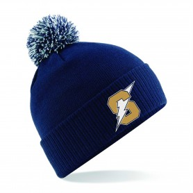 Swindon Storm - Embroidered Bobble Hat