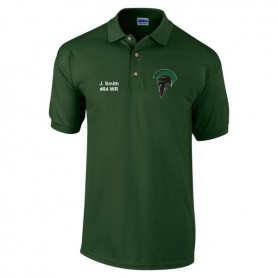 AFC Spartans - Custom Embroidered Polo Shirt
