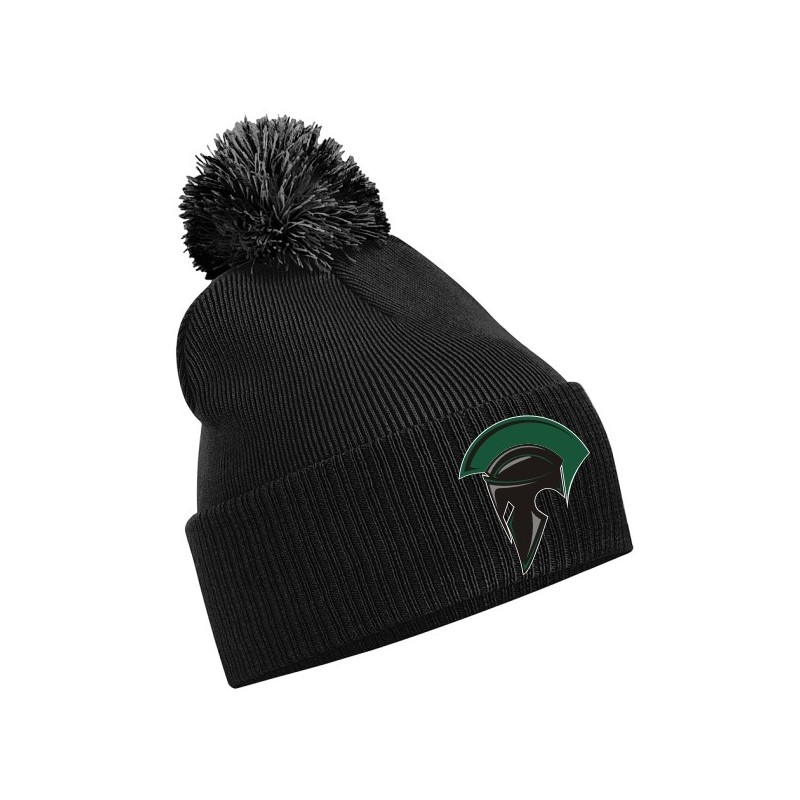 Afc Spartans - Embroidered Bobble Hat
