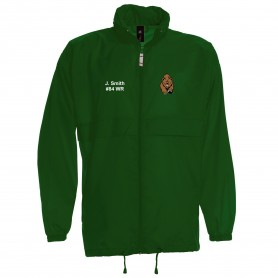 Nottingham Bears - Custom Lightweight Rain Jacket
