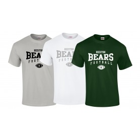 Nottingham Bears - Custom Ball Logo 2 T-Shirt