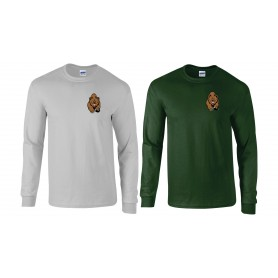 Nottingham Bears - Long Sleeve T-Shirt