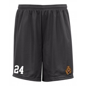 Nottingham Bears - Custom Embroidered Mesh Shorts