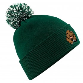 Nottingham Bears - Embroidered Bobble Hat