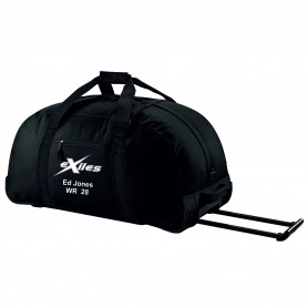 Kent Exiles - Embroidered Wheelie Holdall 1
