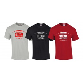 Darlington Steam - Laces Logo T-Shirt