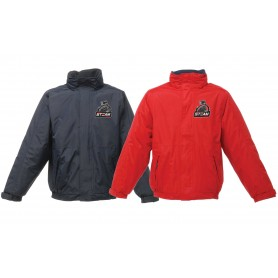 Darlington Steam - Embroidered Heavyweight Dover Rain Jacket