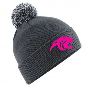 Oxford Brookes Panthers - Embroidered Bobble Hat