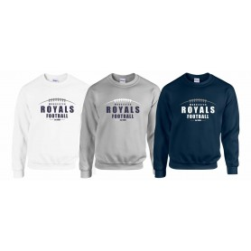 Worcester Royals - Laces Logo Sweatshirt