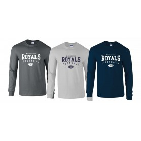Worcester Royals - Dominate Long Sleeve T-Shirt