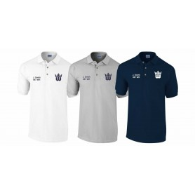 Worcester Royals - Customised Embroidered Polo