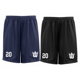 Worcester Royals - Customised Mesh Shorts