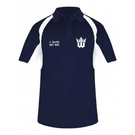Worcester Royals - Custom Hook Polo Shirt