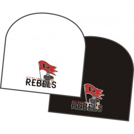 Dublin Rebels - Embroidered Beanie Hat