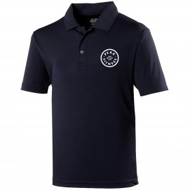 Peak Fitness - Embroidered Performance Polo