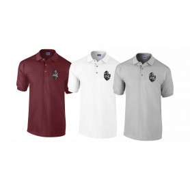 Northants Knights - Embroidered Polo Shirt