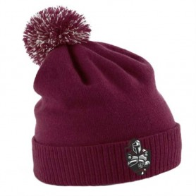 Northants Knights - Embroidered Bobble Hat