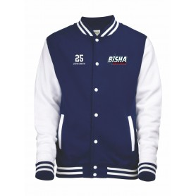 BiSHA - Embroidered Varsity Jacket