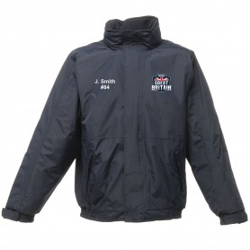 BiSHA - GB Embroidered Heavyweight Dover Rain Jacket