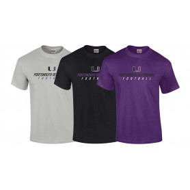 Portsmouth Destroyers - Text 1 Logo T Shirt
